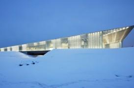 Muzeul National al Estoniei construit pe locul unei aerobaze sovietice