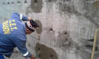Reparatia infiltratiilor si hidroizolarea statiei de epurare ARACI - COVASNA Beneficiarul a reclamat pierderi masive de