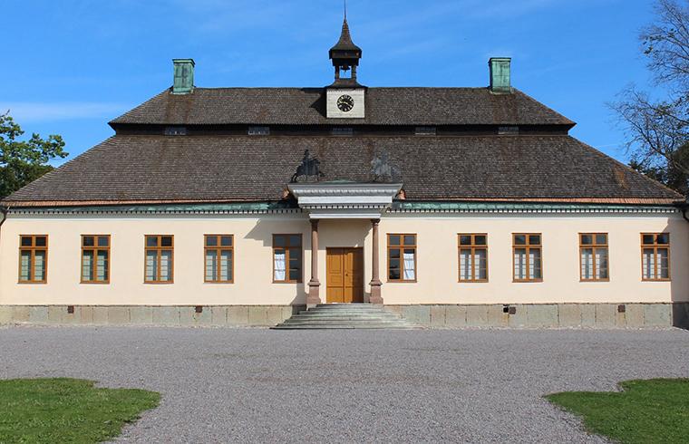 Skogaholms Gard - o mosie suedeza de marime mijlocie din secolul al 18-lea