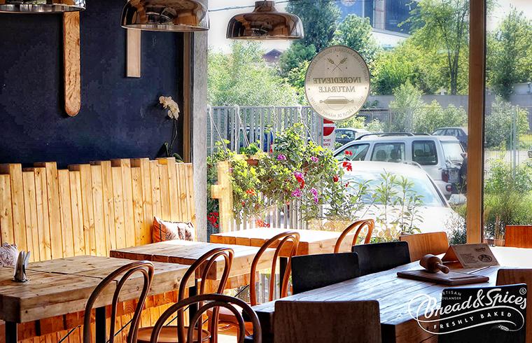 Breads & Spices, o brutarie artizanala, autentic frantuzeasca, in zona Pipera din capitala