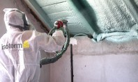 Spumă poliuretanică VS vată minerală fibră de sticlă Spuma poliuretanică cu celulă închisă VS vata minerală