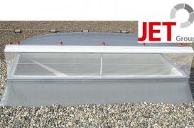 Accesorii pentru cupole luminatoare JET TOP 90