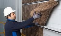Solutia optima pentru izolarea cladirilor metalice Datorita rezistentei impotriva curentilor de aer vata minerala NaturBoard 037