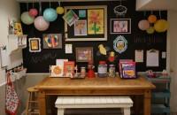 Locul dedicat creatiilor micilor artisti