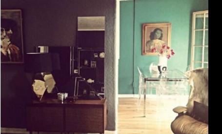 Un apartament cu atmosfera sofisticata a la Hollywood