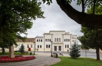 Palatul Cultural Blaj sau reabilitarea remarcabilă a unei bijuterii arhitecturale