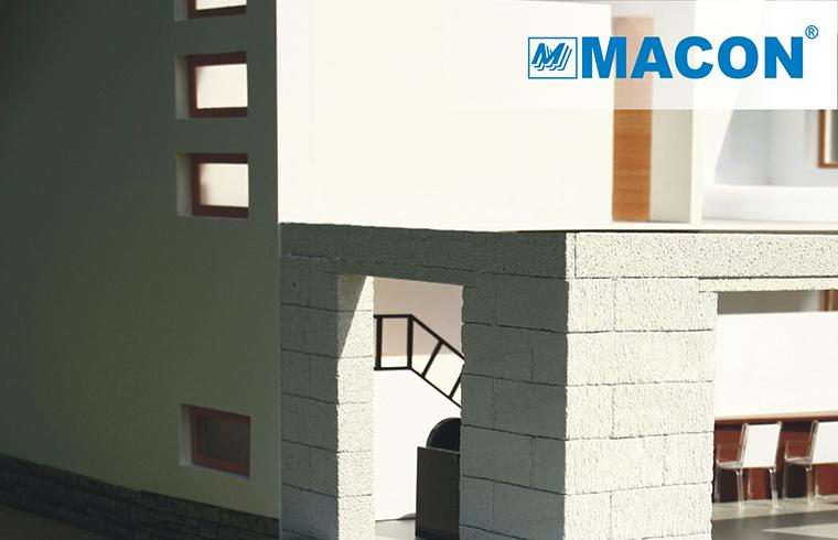 MACON este furnizor aprobat de solutii pentru locuinte verzi