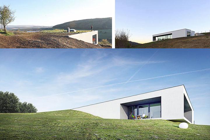 Arhitectură de succes pe terenuri dificile și implicarea YTONG în realizarea acestora