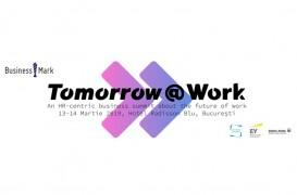 Vorbim despre viitorul din câmpul muncii la Tomorrow@Work