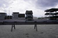 Diferenţele de rigiditate între panourile de gard