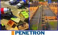 Hidroizolatii direct in masa betonului - Penetron Admix castiga Innovation Award Bologna PENETRON ADMIX evidentiat la