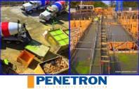 Hidroizolatii direct in masa betonului - Penetron Admix castiga Innovation Award Bologna