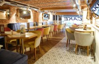 Palmiye Cakes&Cafe - momente dulci și colorate în Centrul Vechi din București