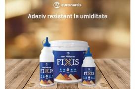 FIXIS - adeziv de lemn rezistent la umiditate
