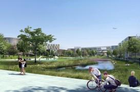 Primul parc de afaceri, cu economie circulară, care imită natura