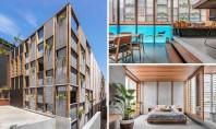 Un nou model de casa conceput sa filtreze lumina Atelierul de arhitectura CplusC a finalizat recent