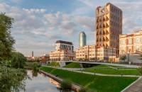 O clădire inspirată de structura chimică a cuprului, construită de Foster + Partners în Rusia