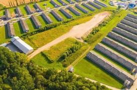 Izolarea clădirilor în industrie și agricultură