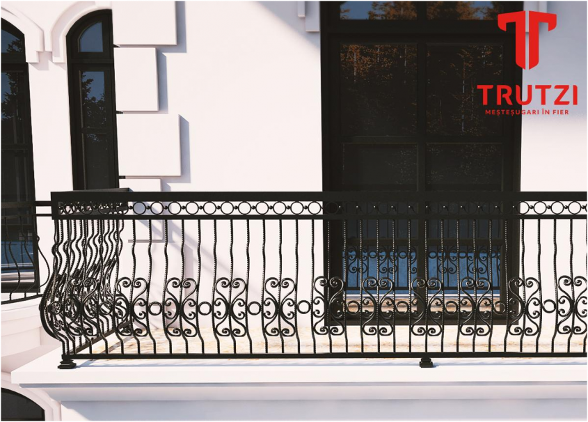Tipurile de balustrade potrivite casei tale
