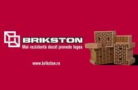 Brikston: 10 ani de existență și funcționare la capacitate maximă Brikston este marca de cărămizi şi blocuri ceramice produse de Brikston Construction Solution SA și reprezintă peste 90% din cifra de afaceri a companiei.
