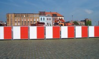 Delimitarea organizarilor de santier urbane De cele mai multe ori prezenta santierelor in centrul unui oras