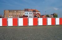 Delimitarea organizarilor de santier urbane