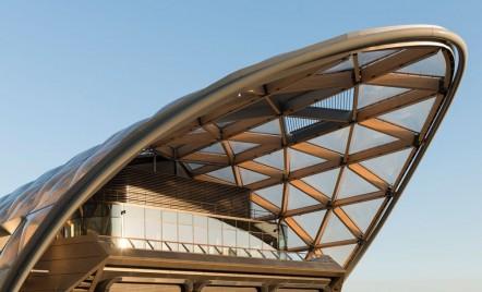 Cladiri realizate din lemn premiate pentru design si eficienta energetica