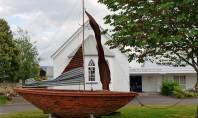 Poti sa faci o barca din caramida? Peter Lange este unul dintre pionerii artei ceramice din