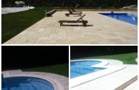 Travertinul - solutia pentru alei, curti si piscine cu design unic