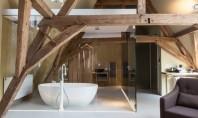 Idei de design interior in care lemnul este piesa principala a amenajarii Dupa multi ani in