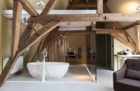 Idei de design interior in care lemnul este piesa principala a amenajarii