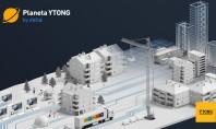 "Planeta YTONG prima platformă de consultanță online în construcții performante energetic ""Soluțiile constructive Xella combinate cu"