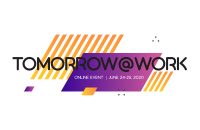 Tomorrow@Work, online! Viitorul forței de muncă în noul context, 24-25 iunie