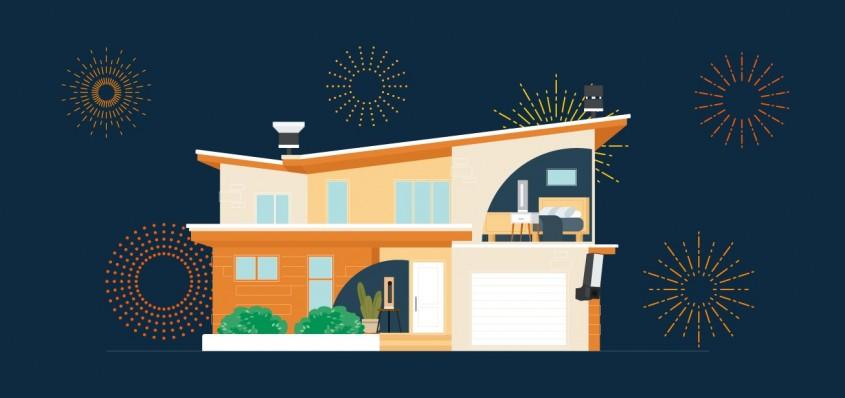 10 ani de inovație continuă cu Netatmo