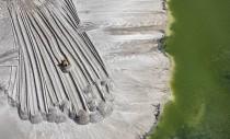 Antropocen: Imaginile care arată impactul activității omului asupra planetei
