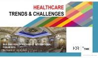 "Arhitectura medicala si noile tehnologii - ""Healthcare Trends & Challenges"" Arh Guido Meßthaler Managing Director HDR"