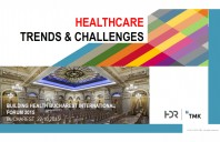"""Arhitectura medicala si noile tehnologii - """"Healthcare Trends & Challenges"""""""