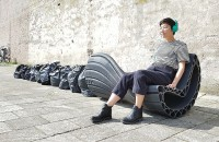 Să transformăm deșeurile plastice în mobilier urban! Și să aflăm cum de la olandezi O