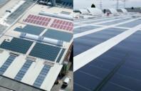Membrane lichide și membrane dintr-un singur strat pentru acoperișuri solare