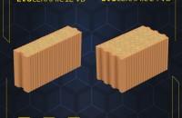 Cărămizile Evoceramic 12 VB și Evoceramic 24 VB pentru confortul termic și acustic al casei tale