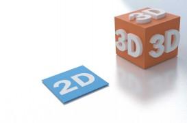 Proiectare 2D sau 3D? 2D obligatoriu, 3D parțial sau opțional?