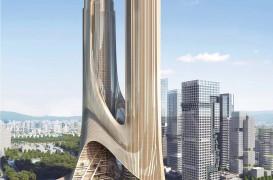 O nouă clădire uimitoare proiectată de Zaha Hadid Architects