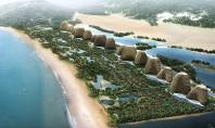 Un resort ecologic urmează să înfrumusețeze plajele din Vietnam Mui Dinh Ecopark o statiune ecologica masiva