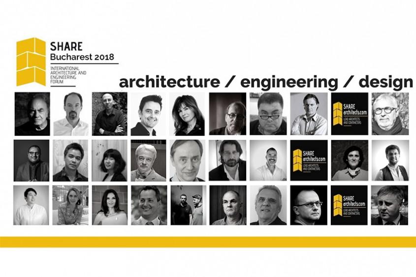 Arhitecți europeni şi asiatici consacraţi vor prezenta la Bucureşti proiecte de design rezidențial, hotelier, pentru restaurante, puburi, spații de lucru și retail