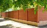 Ești forțat să stai acasă? Fă-ți un gard fă-ți o terasă Profită! Dupa ce epidemia va