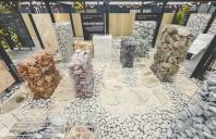 PIATRAONLINE inaugurează Pavilionul Expozițional cel mai mare spațiu exterior din România dedicat pietrei naturale cu o