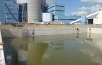 Penetron - Hidroizolarea bazinelor de apa la centrala electrica Conemaugh-USA