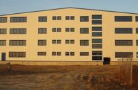 Romfracht a inaugurat o noua fabrica de fibre Inagurarea noii fabrici cu o suprafata de 5000 mp pentru productie si 1000 mp pentru birouri, vestiare, etc. este rezultatul unui plan indraznet de investitii al societatii Romfracht.