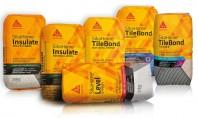 Sika Romania largeste gama de produse fabricate la Cluj SikaHome TileBond Flexible un adeziv flexibil pentru