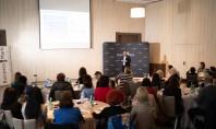 Care sunt cerințele angajatului și angajatorului modern? Discuțiile au pornit alături de Cristina Uleșan - Chief